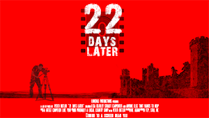 22dayslater website